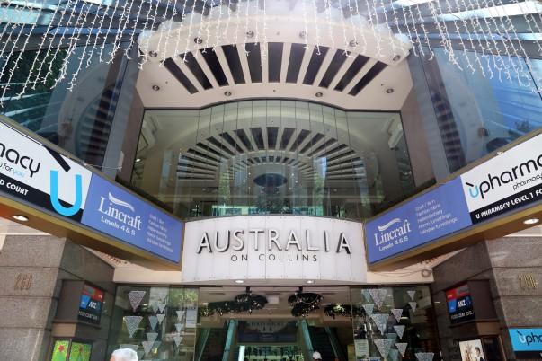 Australia on Collins