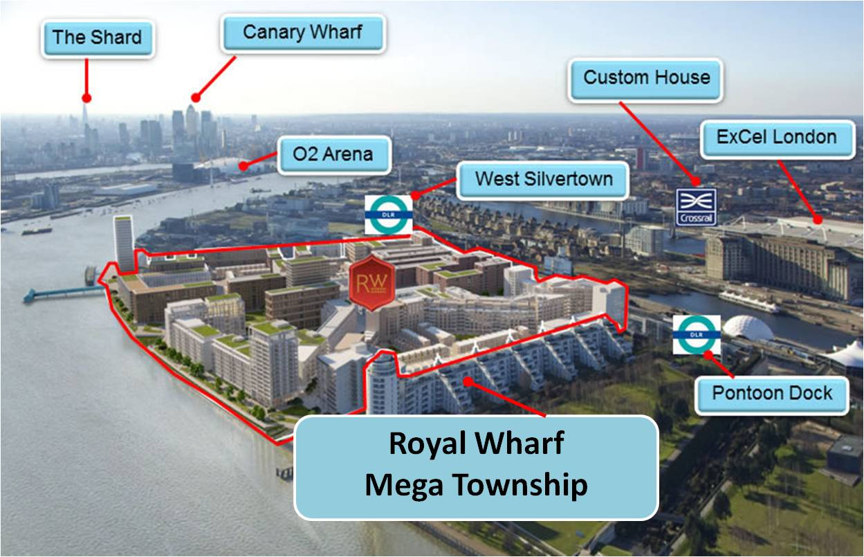 Royal Wharf London