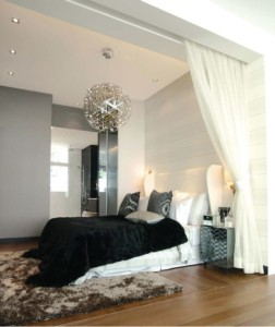 8M Residences master bedroom