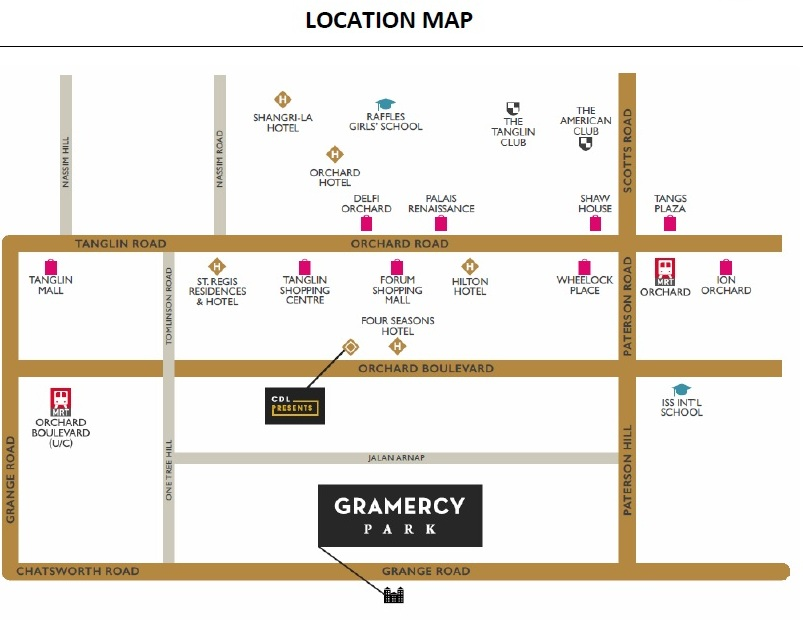 gramercy park location
