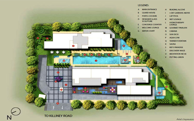 The Boutiq Facilities Plan