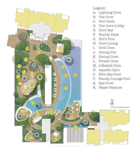 Trilive Facilities Plan - Cove Living @ Level 4