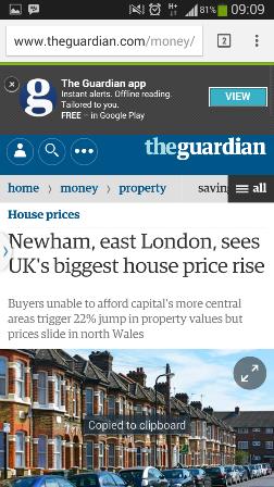 newham best london performer