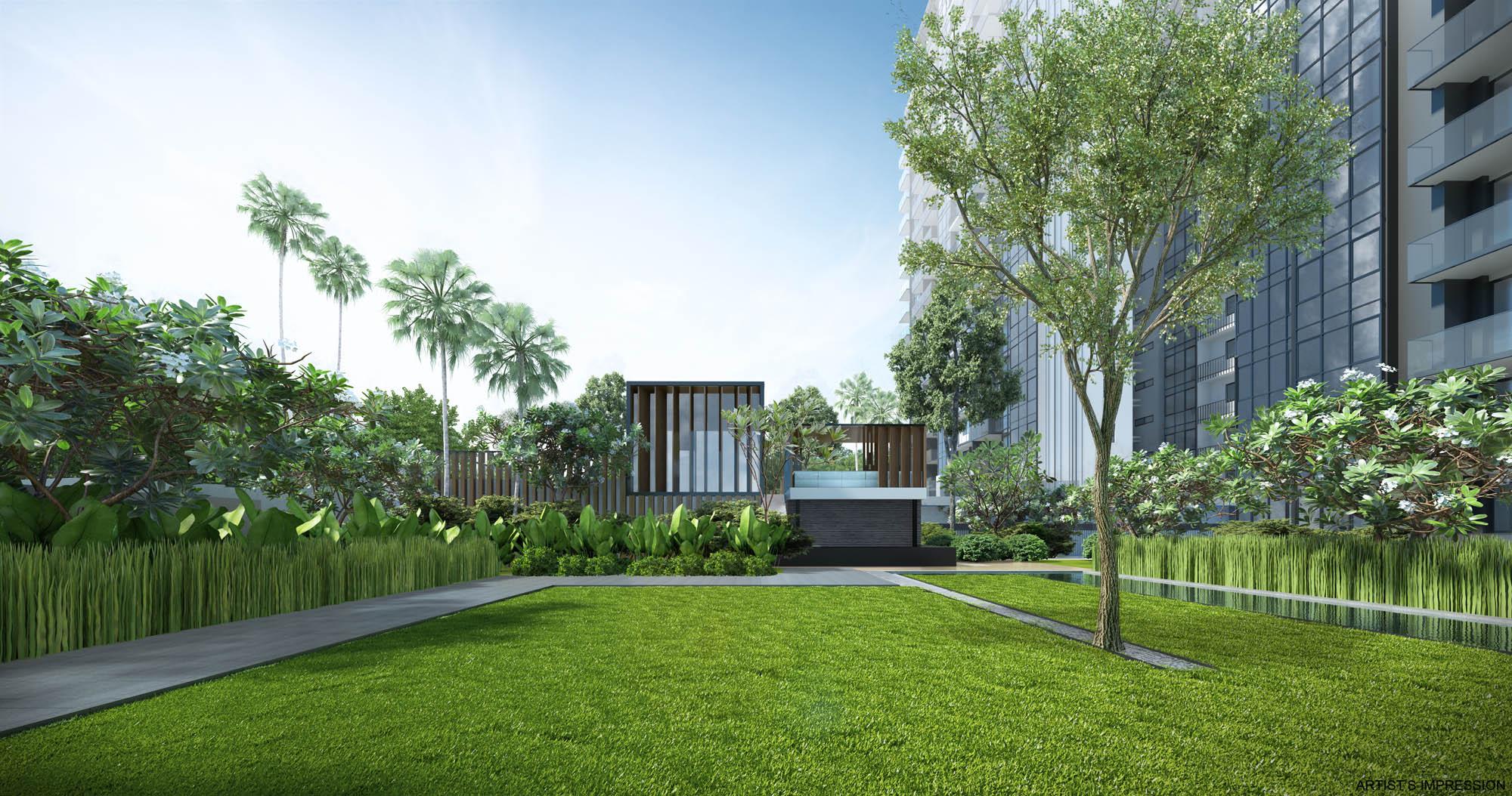 Thomson Impressions Lawn