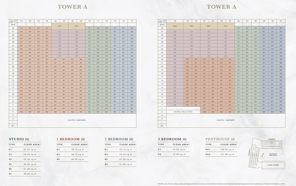oxley-convention-city-batam-diagrammatic-chart-tower-a