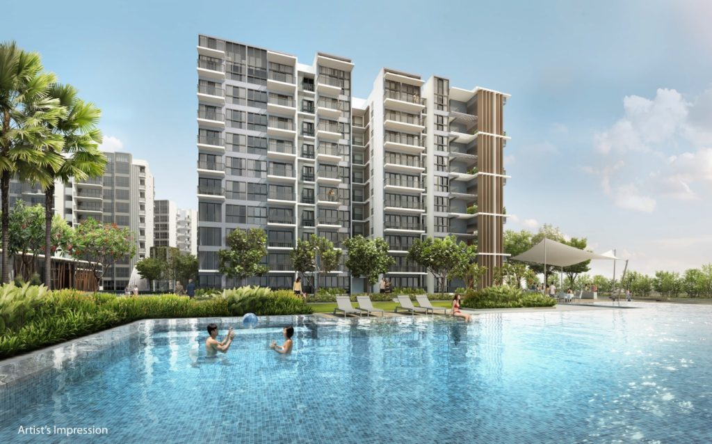 North Park Residences Swimming Pool