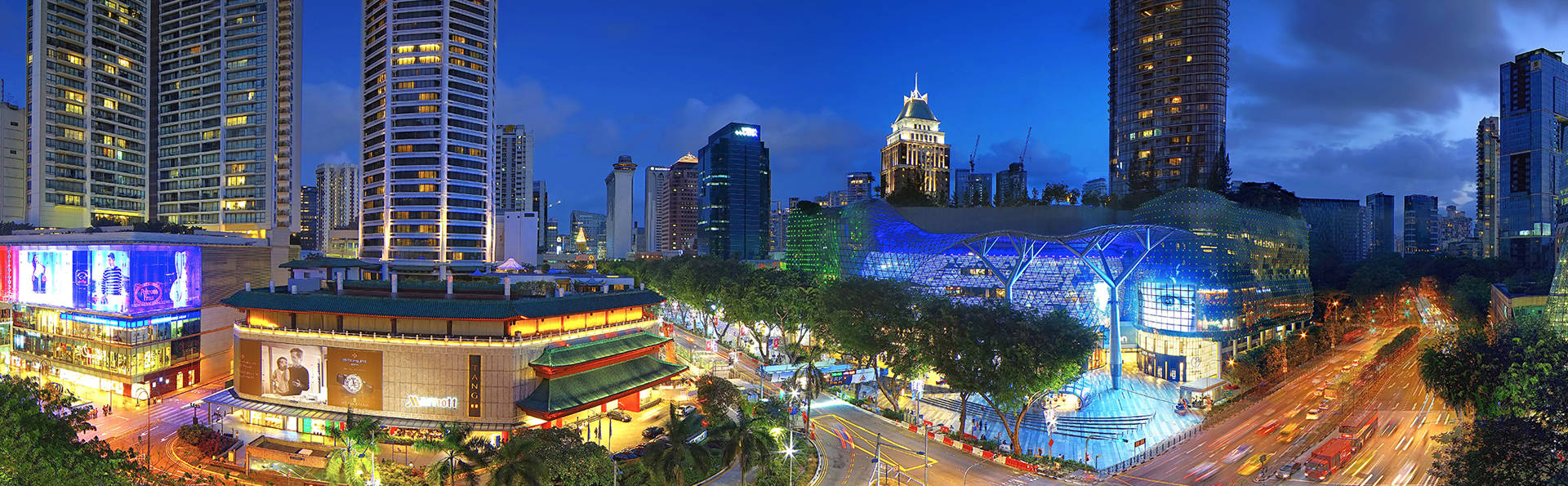 orchard road property