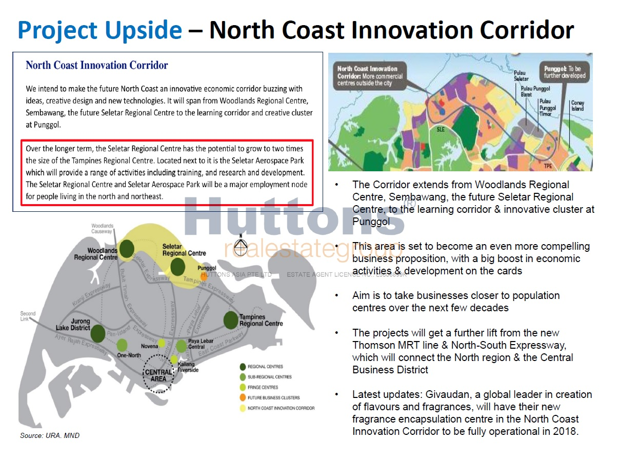 north coast innovation corridor