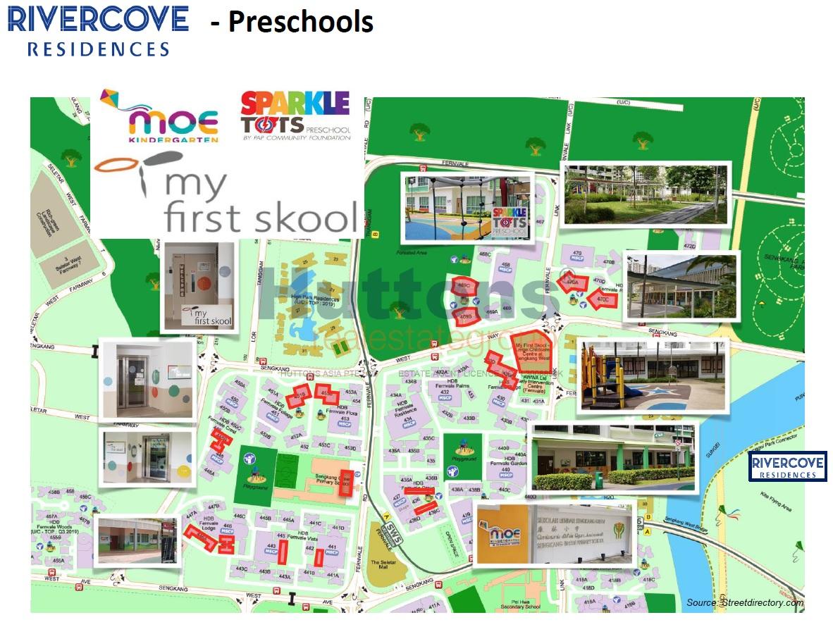rivercove residence pre school