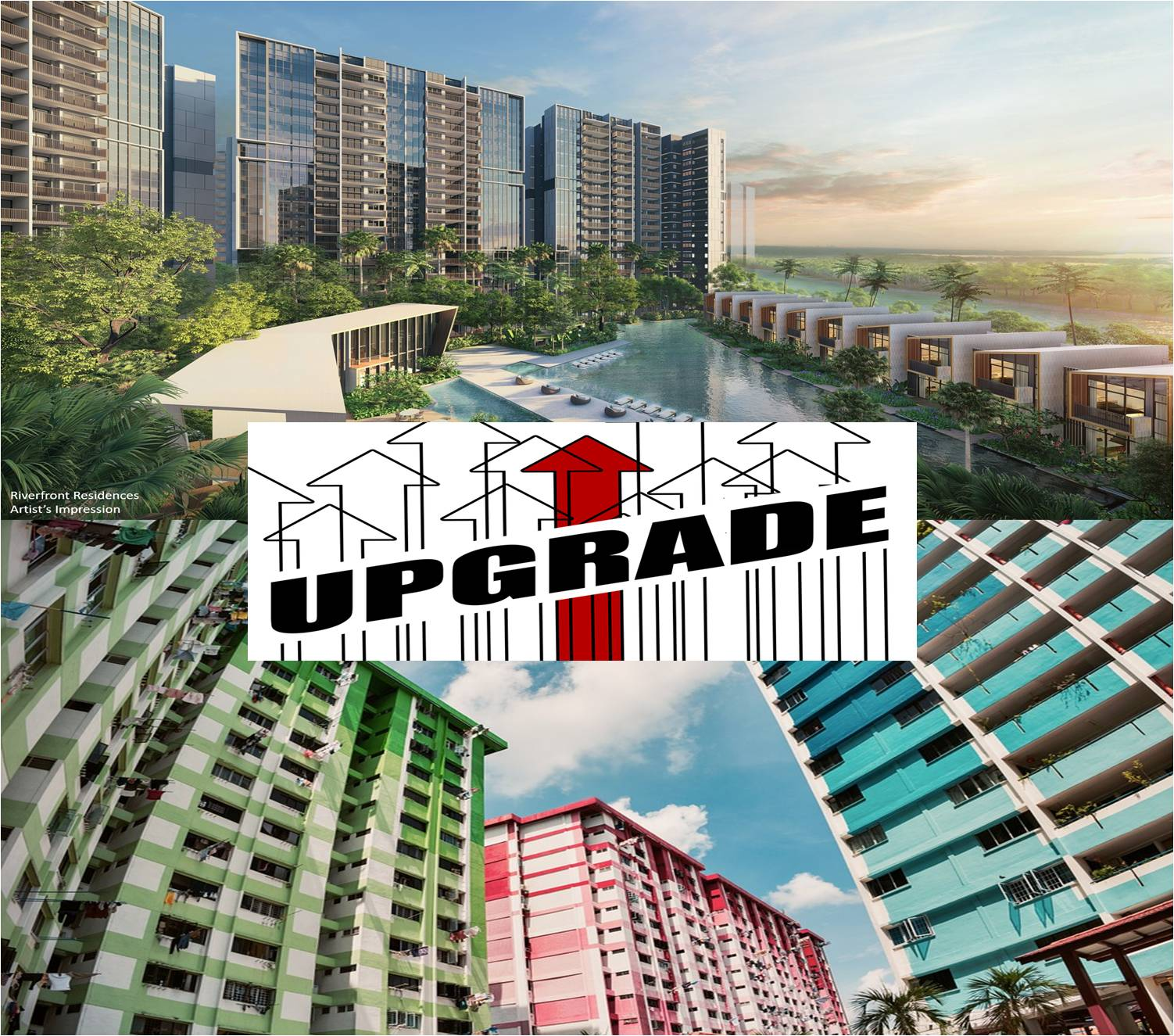 upgrade from HDB to condo