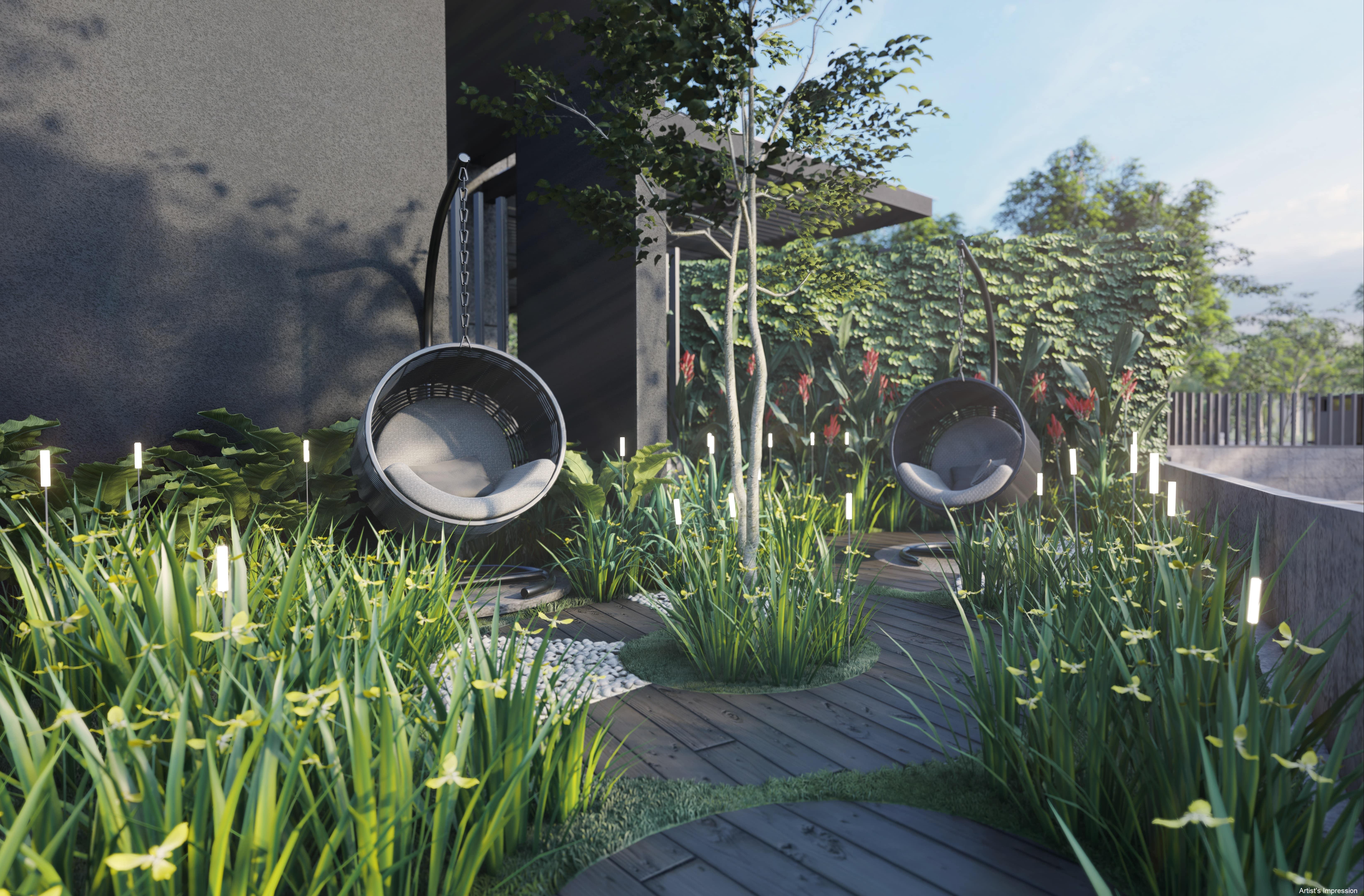 fyve derbyshire wellness garden