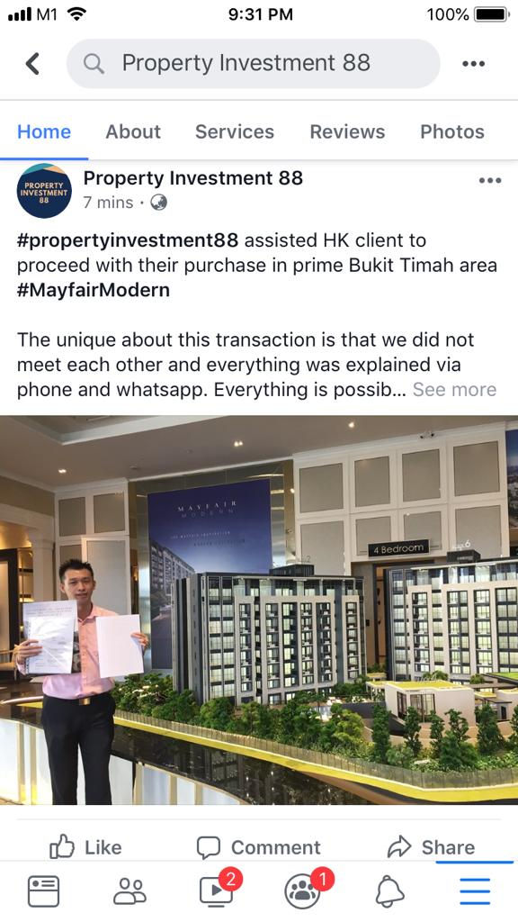 Mayfair Property Investment 88